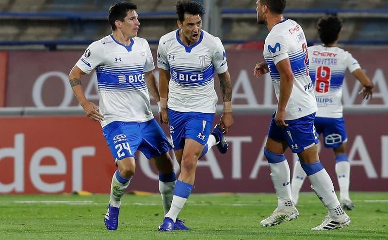 Universidad Católica vence al Inter de Porto Alegre y logra sufrida clasificación a la Sudamericana