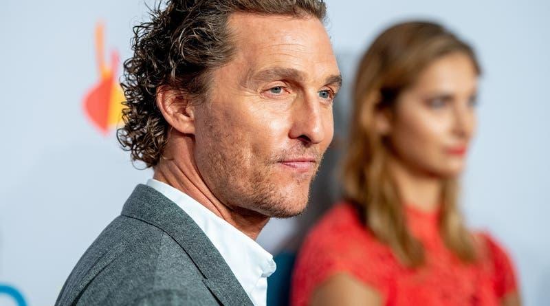 Matthew McConaughey reveló que a los 18 años fue abusado sexualmente por un hombre