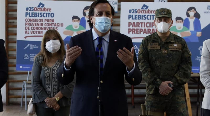 """Ministro Pérez: """"Quienes redactaron la acusación no tuvieron el rigor para fundarla jurídicamente"""""""
