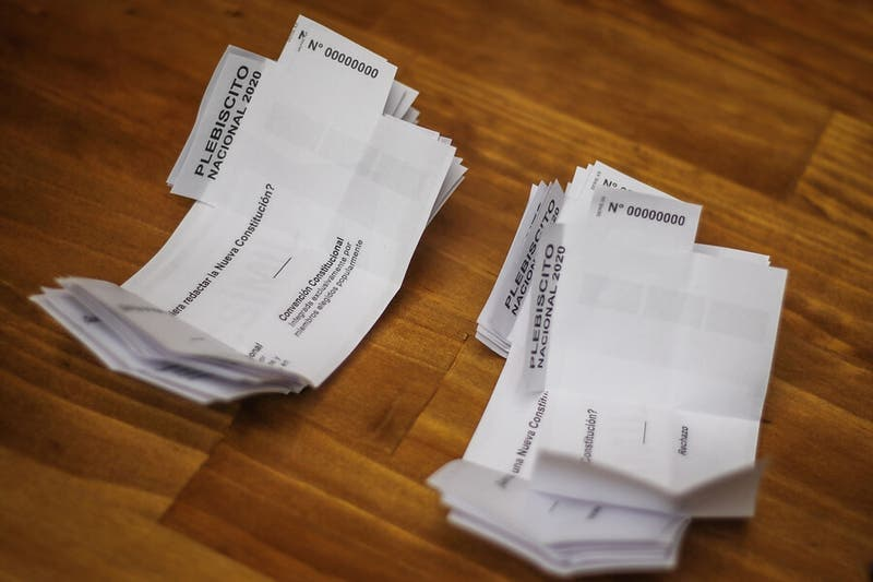 Plebiscito 2020: ¿Apruebo o Rechazo? Revisa cómo fue la votación en cada región