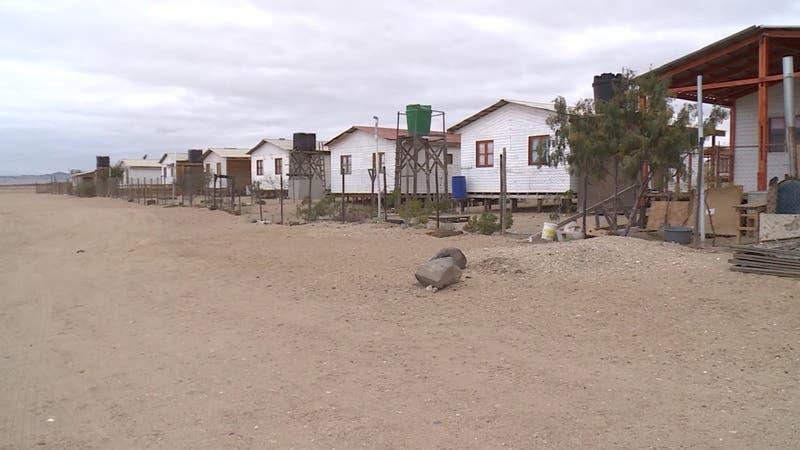 """[VIDEO] Video del """"usurpador"""" se hizo viral: se tomó una casa y se niega a devolverla"""