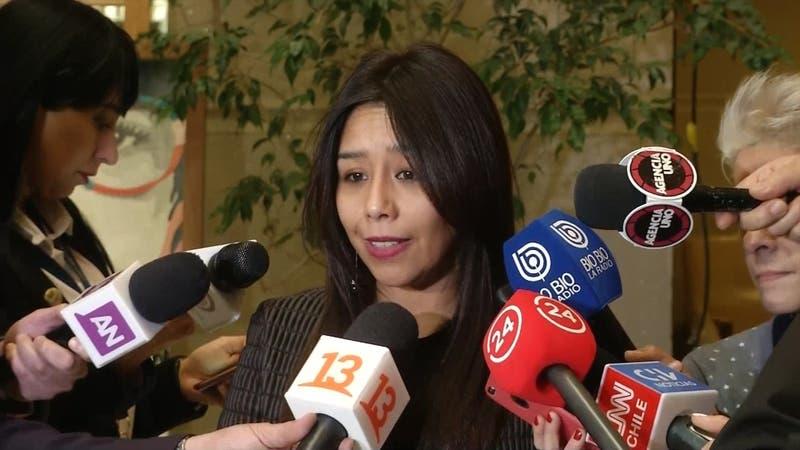 [VIDEO] Acogen desafuero de diputada Leuquén tras incidente en bar de Las Condes