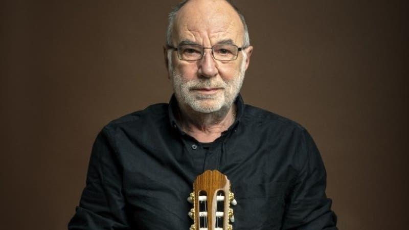 Eduardo Gatti es galardonado por la SCD con el premio Figura Fundamental de la Música Chilena 2020