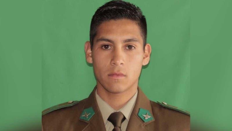 24 años y dos hijos: Carabinero murió tras ser baleado