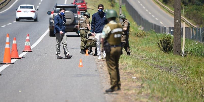 """""""Estamos en presencia de una emboscada"""": Qué se sabe del operativo en que murió carabinero"""