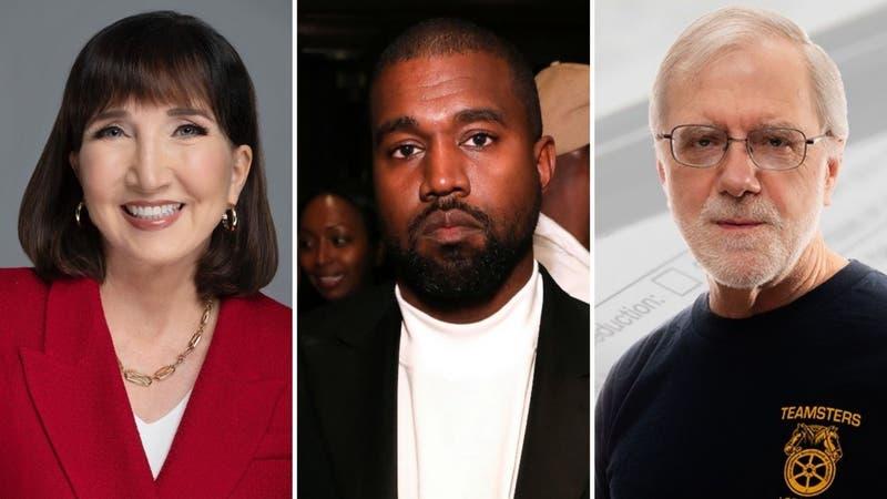 Los otros candidatos a la Casa Blanca, de Kanye West a un tal Phil Collins (pero no el músico)