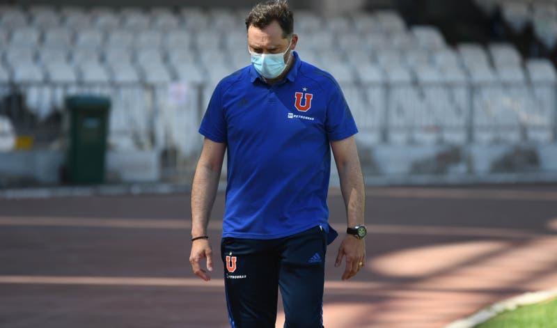 """La U oficializa salida de Hernán Caputto: """"Próximamente será anunciado el nuevo entrenador"""""""