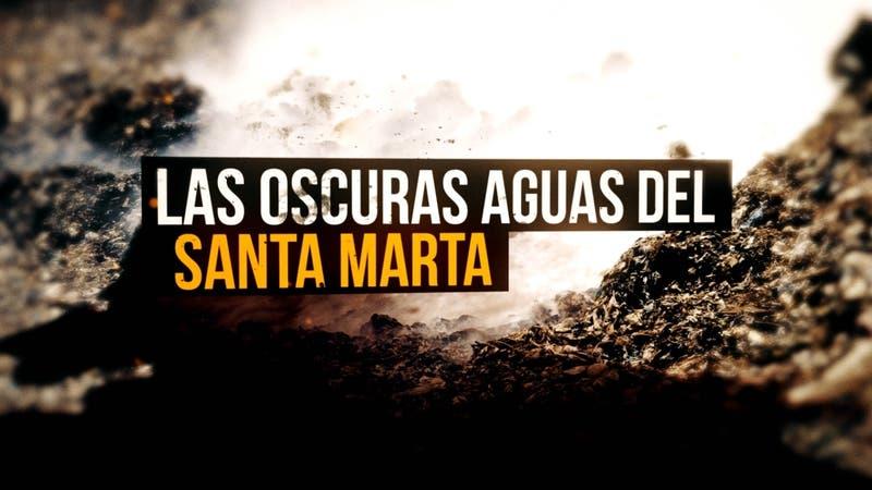 Reportajes T13: Las oscuras aguas del Santa María