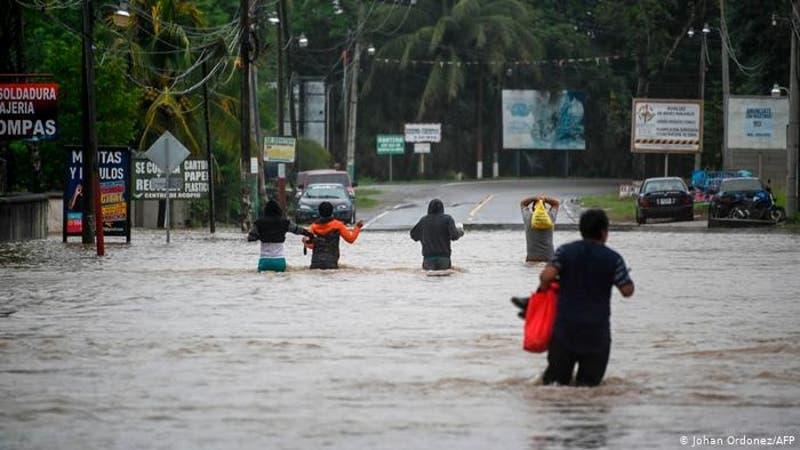 Impacto del ciclón Eta causa más de 50 muertos en Guatemala