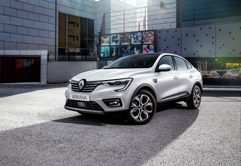 Arkana: El nuevo e innovador SUV de Renault que ofrece estilo, deportividad y robustez