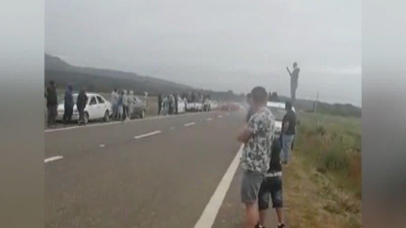 Atropellan a mujer en plena carrera clandestina en Pelluhue