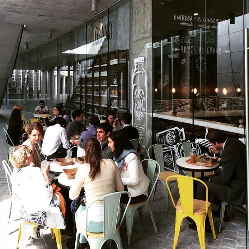 Quiebra popular restaurante vegetariano en Nueva Las Condes