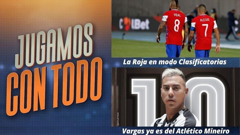 #JugamosConTodo: La Roja se prepara para enfrentar a Perú y Venezuela por Clasificatorias