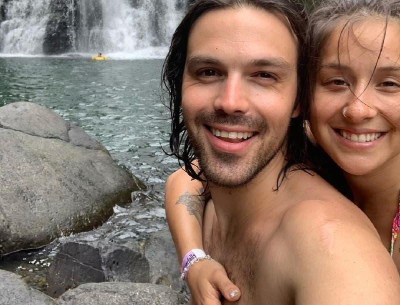 """Ir caminando juntos"": La especial dedicatoria de Camilo Zicavo a Denise Rosenthal tras pedirle matrimonio"