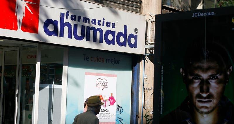 La explicación de Ahumada para no participar en la compensación por la colusión de las farmacias