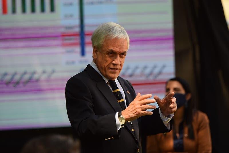 """Piñera y segundo retiro del 10%: """"El camino del populismo es un camino fácil pero doloroso"""""""