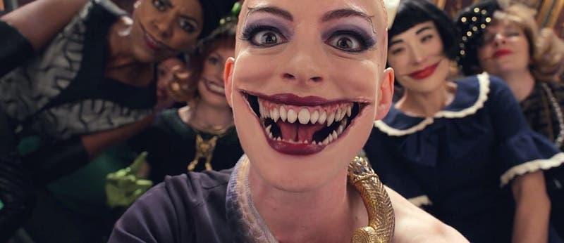 Anne Hathaway no quiere que sus hijos vean su película Las brujas