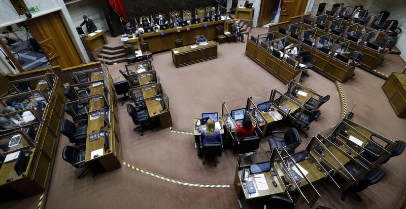 Segundo retiro del 10% de AFP inicia trámite en el Senado con discusión clave