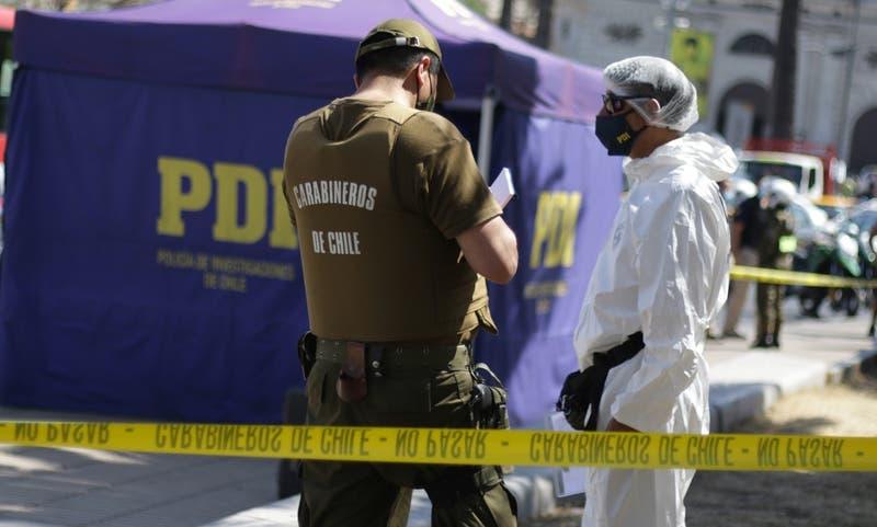 """Fiscalía revela """"modus operandi"""" de acusado de asesinatos en serie en el centro de Santiago"""