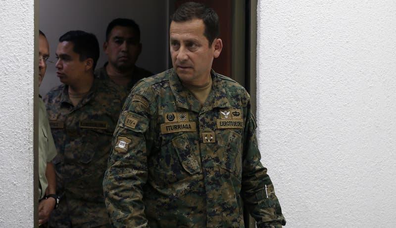 Piñera designa a Javier Iturriaga como Jefe de Estado Mayor Conjunto de Defensa