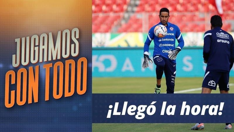 #JugamosConTodo: La previa del Chile vs. Perú