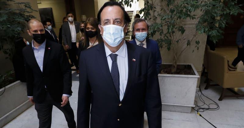 Senado discutirá y votará acusación constitucional contra Víctor Pérez