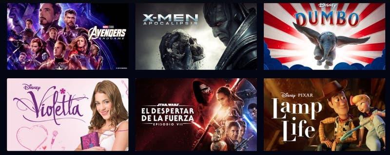 Disney+ (Disney Plus) Chile: fecha, precio y catálogo