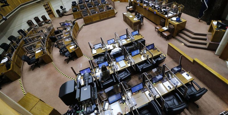 Este martes continúa discusión de segundo retiro de 10% en Comisión del Senado: Qué dice el proyecto