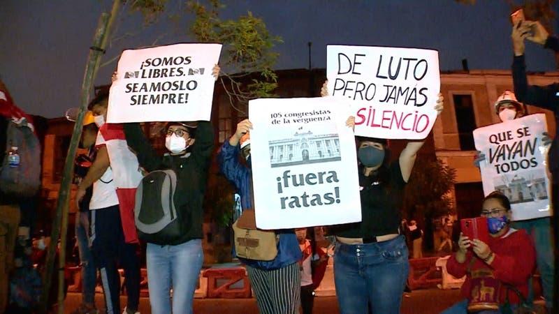 T13 en Perú: Los jóvenes protagonistas de las protestas