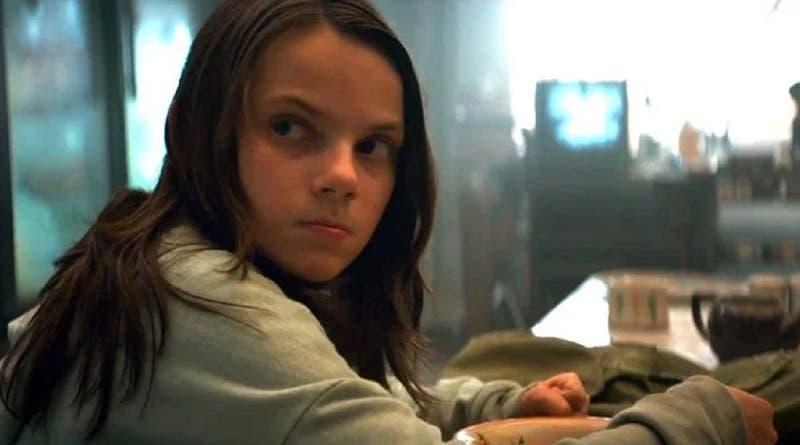 """Niña de """"Logan"""", Dafne Keen, recuerda el día en que le dejó el brazo morado a Hugh Jackman"""