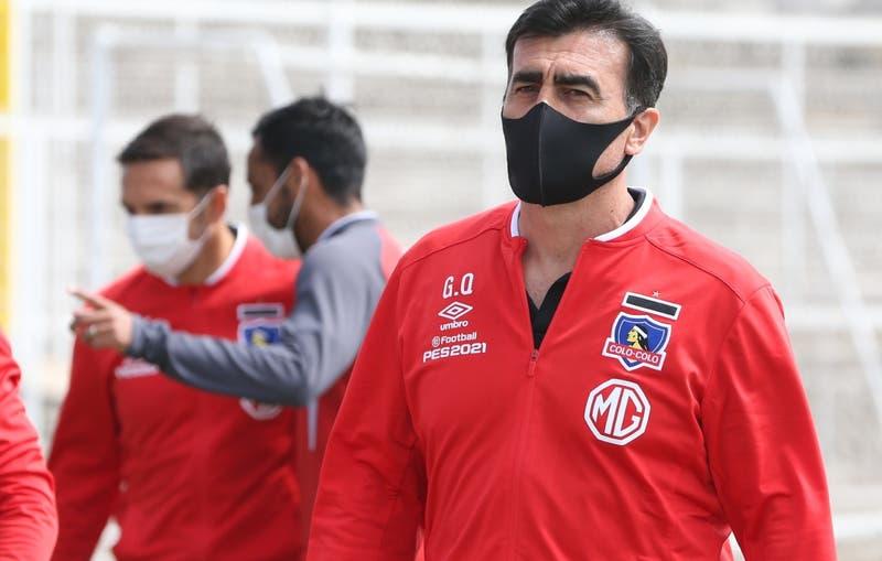 """Gustavo Quinteros e insultos al árbitro del Palestino-Colo Colo: """"Me equivoqué y estoy arrepentido"""""""