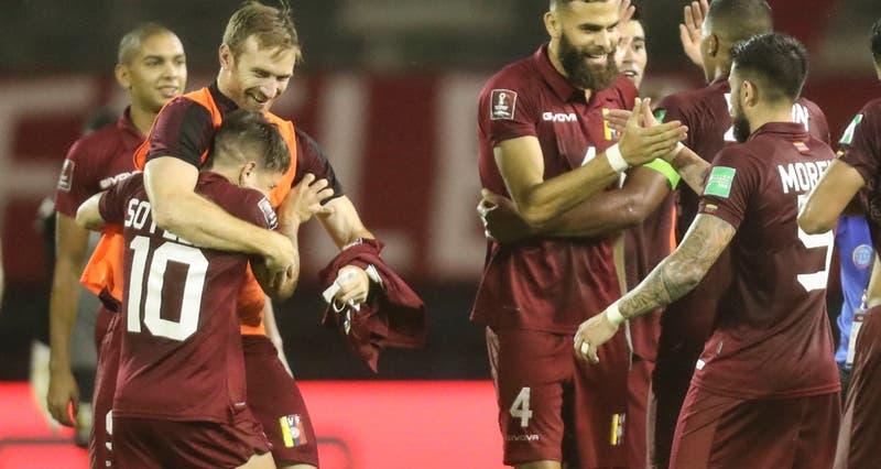 """""""Los partidos no se ganan con la boca"""": El duro mensaje de Soteldo tras victoria sobre La Roja"""