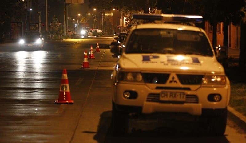 Joven de 18 años muere tras ser baleado cuando salió a comprar en el centro de Santiago