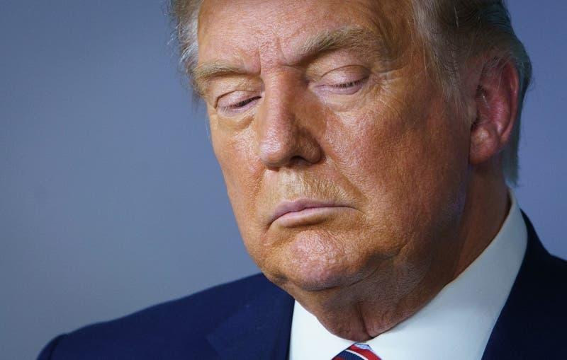 Presidente Trump acusa a laboratorio Pfizer de atrasar anuncio de vacuna por elecciones