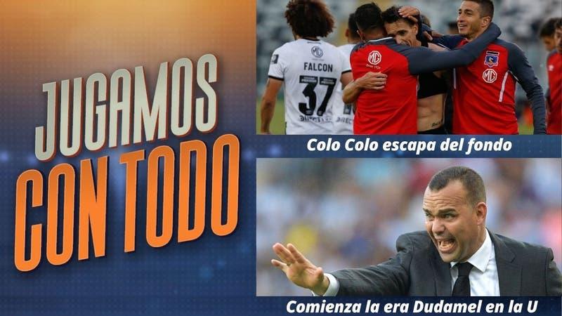 #JugamosConTodo: Colo Colo sale del fondo en su lucha por no descender