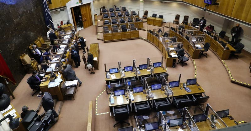Retiro 10% AFP: Comisión de Hacienda del Senado revisa proyecto del Gobierno