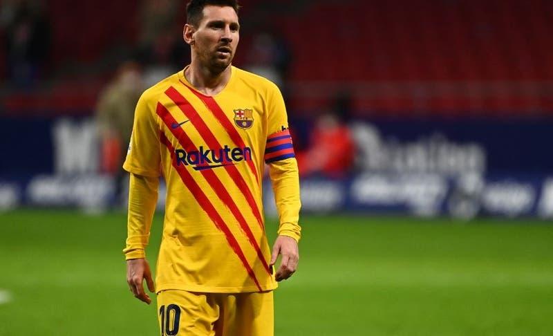 Sky Sports: el City no quiere a Messi en el equipo