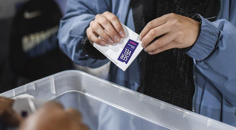 ¿Dónde voto? Revisa tu local de votación para las elecciones primarias del 29 de noviembre