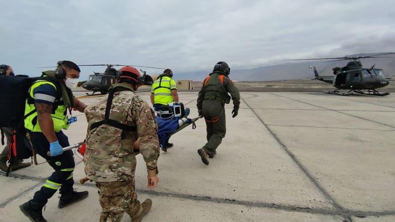 Soldados bolivianos hirieron a bala a menor de edad que intentó cruzar la frontera por Colchane