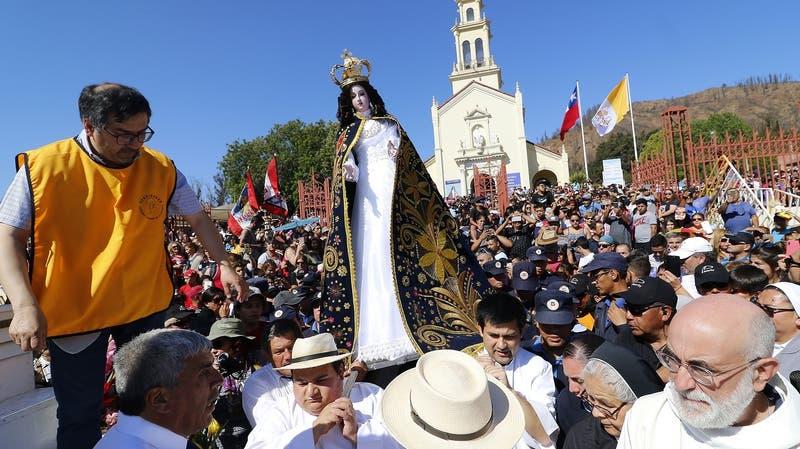 Gobierno anuncia suspensión de peregrinación a Lo Vásquez este 8 de diciembre