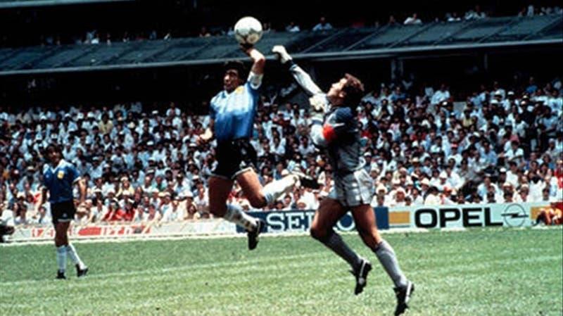 """Peter Shilton y muerte de Maradona: """"Parece que tenía grandeza, pero no espíritu deportivo"""""""
