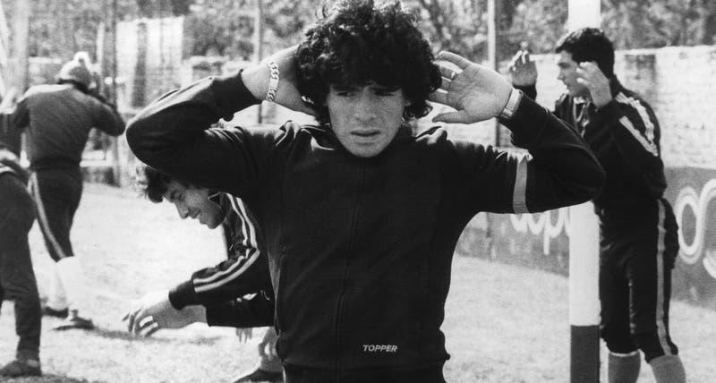 Maradona: Los niños inscritos como Diego en Argentina desde 1976