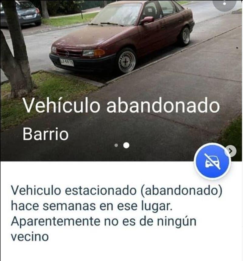 """Remolcan auto de San Carlos de Apoquindo """"por ser de pobre"""", según su dueño"""