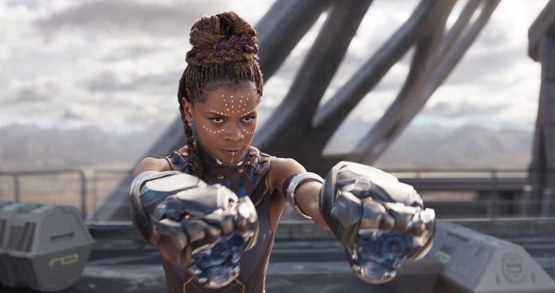 """Shuri tomaría el papel protagónico en """"Black Panther II"""" tras la muerte de Chadwick Boseman"""