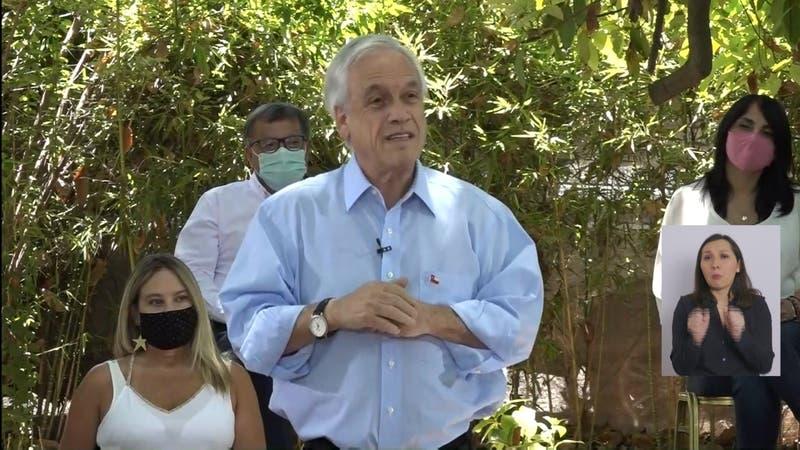 Piñera por vacunación contra el COVID-19: Para el primer trimestre de 2021, gratuita y voluntaria