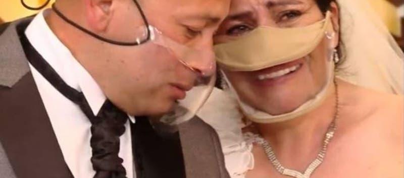 Contra viento y marea celebra emocionante matrimonio