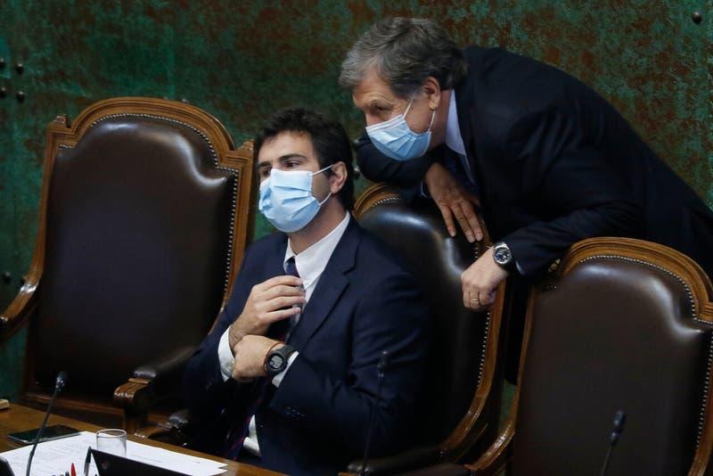 Rechazan moción de censura a mesa de la Cámara