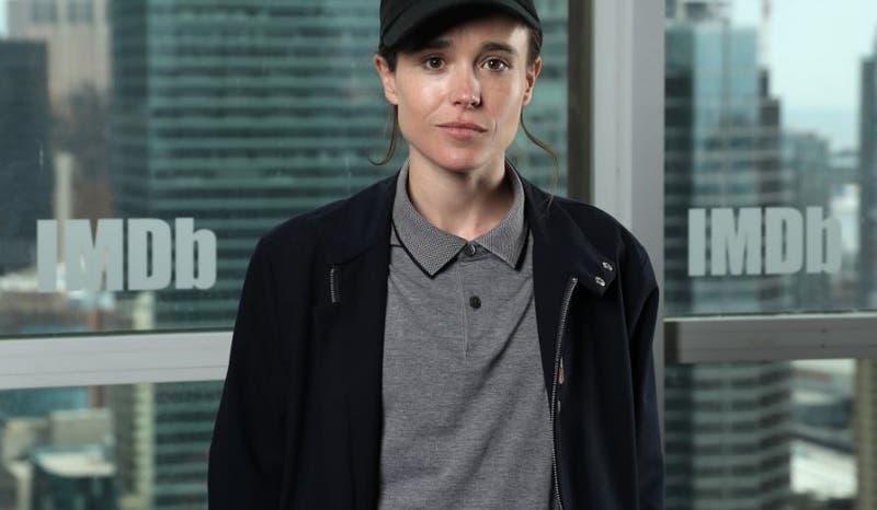 Ellen Page anuncia que es trans y su nombre es Elliot