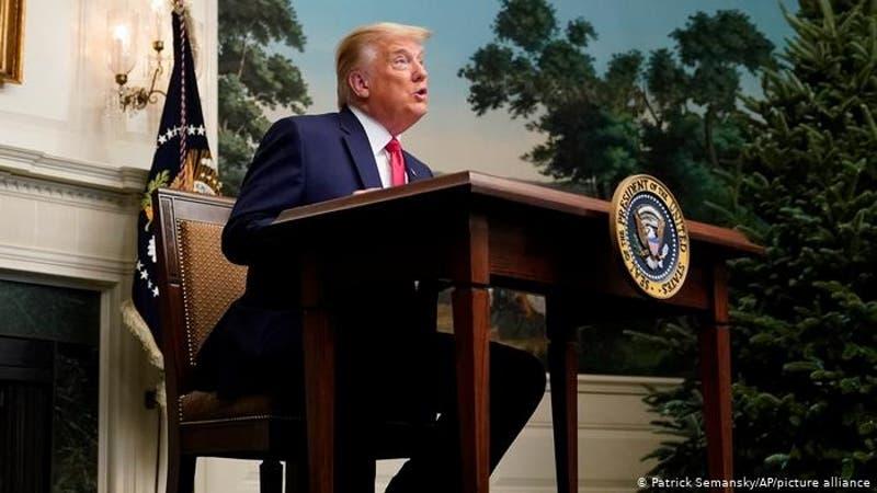 Investigan presunta trama de sobornos por indultos de Trump