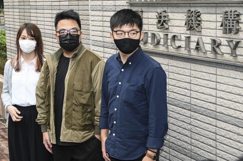 Hong Kong: Activista prodemocracia Joshua Wong es condenado a cárcel